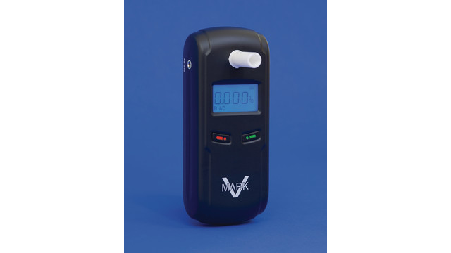 MARK V Evidential Breath Tester
