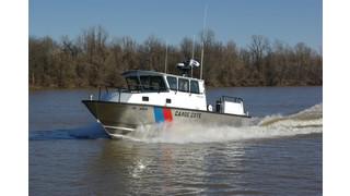 40-foot V Dauntless Class vessel - Haiti Coast Guard