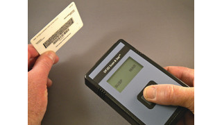 Scan and See Wireless License Scanner and Display