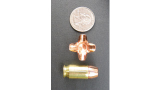 50 GI bullet/cartridge