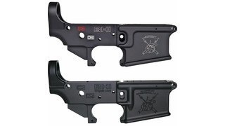 Stripped Lower AR Receivers