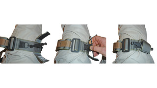 Integrated Tourniquet Belt (ITB)