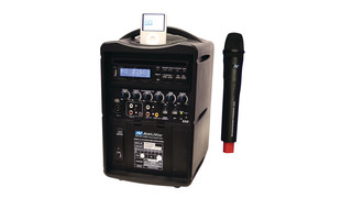 IPOD Remote Controlled Wireless PA System