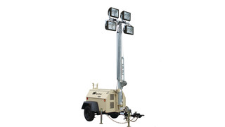 Ingersoll Rand LightSource (LS) light tower
