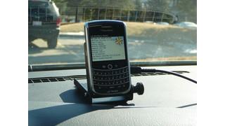 Blackberry Tracker
