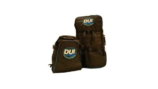 Diving equipment bags