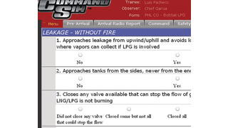 CommandSim Checklist