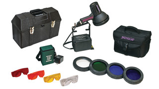 MAXIMA MFK-3500 Series Forensic Light Source Kits