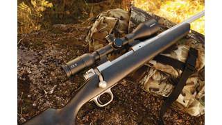 ZA 3 and ZA 5 riflescopes