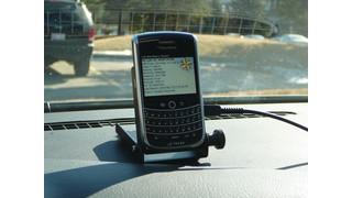 Blackberry Tracker