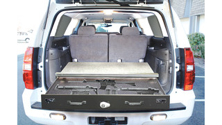 Custom Weapons Storage Systems for any Vehicle