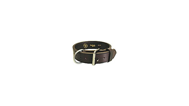 Boston Leather Leashes and Collars