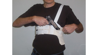 Deep Conceal Ultra Carry Concealed Carry holsters MAX Model