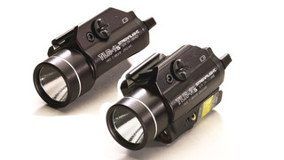 TLR-1 AND TLR-2 GUN-MOUNTED TACTICAL LIGHTS WITH STROBE FUNCTION