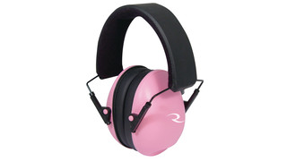 Pink Low Set Earmuff