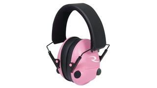 Pink Pro-Amp Electronic Earmuff