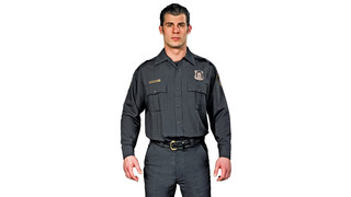 SPDU15 Long Sleeve Performance Duty Shirt