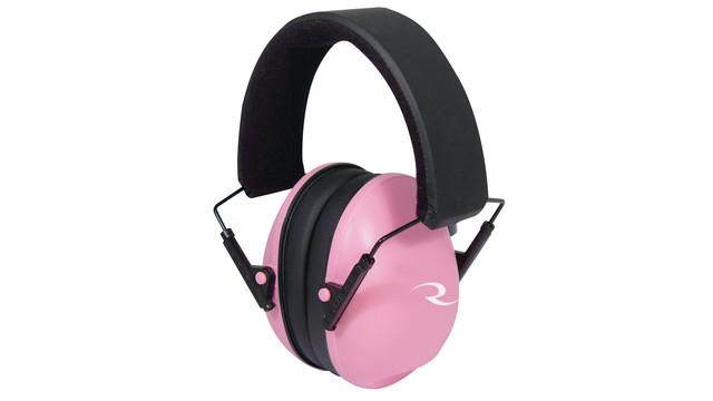 Pink Low Set Earmuff