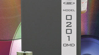 Model 0201OMD Optical Media Destroyer