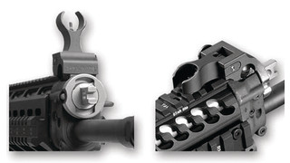 Quick Flip FFS-SIG Folding Front Sight for the Sig 556 and 552