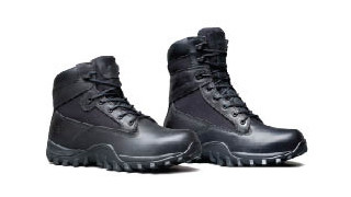 McClellan 6 Waterproof Boot and 8 Waterproof Side Zip Boot
