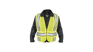 S912 VizGuard Airflow Public Safety Vest ANSI 207-2006