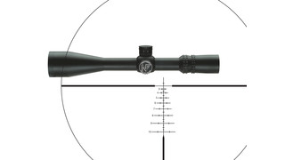 Velocity Series Reticles