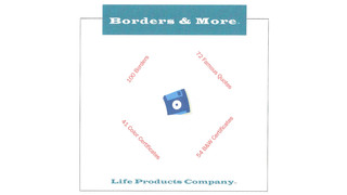 Borders & More Software