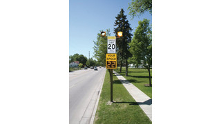 SafePace School Zone System