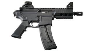 .22 LR Pistol