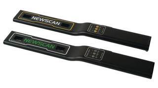 Radiation and metal detector