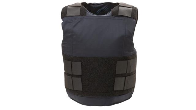 XT01 Type II concealable armor