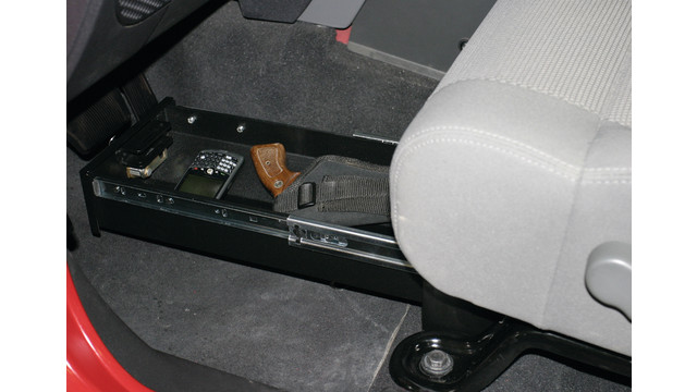 247 JK Conceal Carry Security Drawer