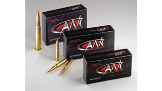 AWC Munitions Premium match centerfire cartridges