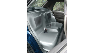 ABS Transport Seat