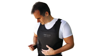 HI-LITE concealable body armor with KXPIIIA ballistic system