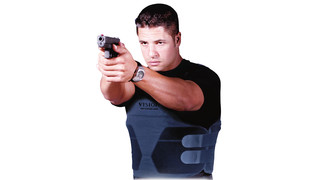 Vision concealable body armor (Male)
