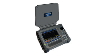 OSCOR Blue Spectrum Analyzer