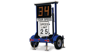 Speed Awareness Monitor (SAM)