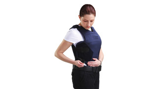 Vision concealable body armor (Female)