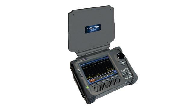 OSCOR Blue Spectrum Analyzer