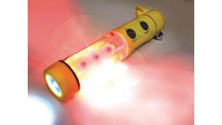 4-in-1 Car Emergency Tool and Flashlight