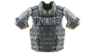 Four Star tactical body armor