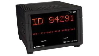 C25 III - P25 & MDC-1200 Display Decoder