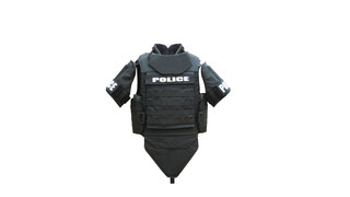 Dragon Fire tactical body armor system
