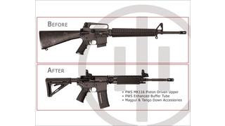 Department Rifle Upgrade Program