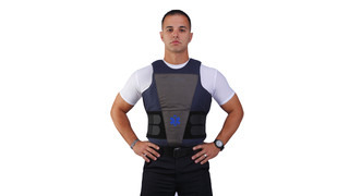Blue Steel concealable body armor