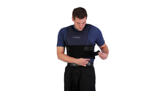 Perform-XP concealable body armor