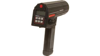 Stalker II radar battery handle