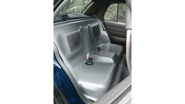 ABS Transport Seat